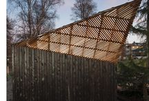 Architecture - Reuse of structures