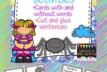 Nursery rhymes theme / by Ruth Prystash
