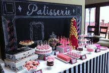 Dessert-Tables