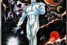 Silver Surfer comics
