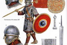 Ancient/Dark Ages/Medieval Warriors