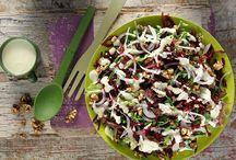 Σαλάτα με παντζάρι, καρύδια και μέλι / Μια χορταστική σαλάτα με παντζάρι γεμάτη ενέργεια και βιταμίνες