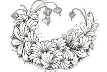 Tangle Art II