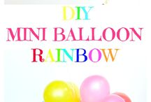 DIY Balloon Inspirations / by Party City