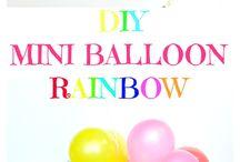 DIY Balloon Inspirations