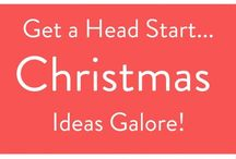 Christmas Gift Ideas / Christmas gift ideas for family, for kids, homemade gift ideas, DIY gifts to make, cheap gift ideas, stocking fillers,