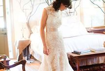 Wedding dresses / by Katherine Le