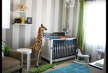 Kid rooms / by Emily Morgan