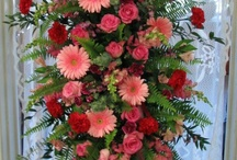 Funeral Flowers / by Sharon Lester