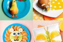 recetas niños frutas diver