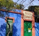 Frida Kahlo / Frida's work, life and homes