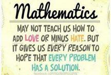 Idézetek {Maths Quotes}