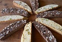 {Between Me & Biscotti} / My favorite biscotti comes from La Dolce vita in Lancaster, PA!  Yummmm... / by CoffeeandKitties *