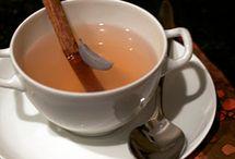 thé cannelle laurier