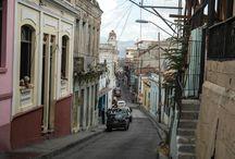 Podróżniccy na Kubie