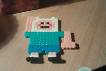 Hama beads Zofia's project