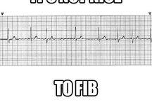 Cardiac Nursing Bulletin Board