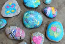 Rock painting~ Carson