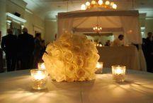 Bodas y velas...!!! / tema de decoración para Bodas con velas.