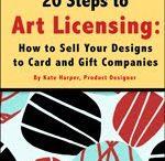 Art licensing / by Marci Del Mastro