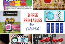 Teacher gifts Ideas / by Karla Silerio