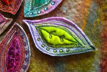 Art/Fabric,Stitching,Quilts / by Mary Anne Wallman