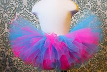 Tutus, bows, and all things GIRL