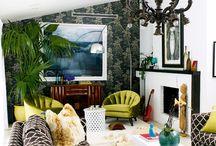 Interior Design  / by Wendy