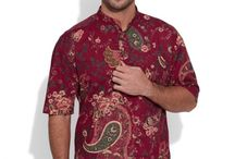 Cotton Short Kurta - Men / With several festivals around the corner, look stunning and stylish by sporting a traditional look with men's kurtas. Wear this sophisticated clothing and add a degree of extra style to yourself.
