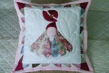 quilting / pillow
