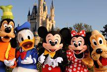 Disney Parques temáticos / Disneyland, crucero disney y Disneyworld