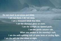 grief words / by Tonya D. Wertman