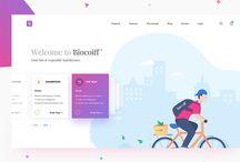 UX/UI – Desktop