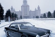 Russian transportation / Cars, etc... / by A Sat