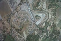 Circuito de Jerez / Circuit often used for F1 testing.