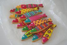 galletas de sardinas