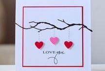 handmade greeting cards / by Evgenya Park