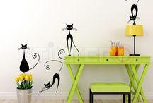 Sticker decorative cu animale