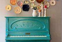 |home sweet home| / by McKenzie Stinson
