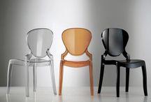 Scaune moderne / Portofoliul Chairry de scaune moderne