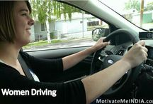Women Driving Is Not Good Than Man,Know The Real Truth Behind It