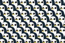 Mønster / ulike flatemønstre