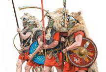 Warriors.B.( Før år 1500.).