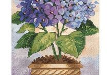 Counting Stitches / Counted Cross Stitch patterns