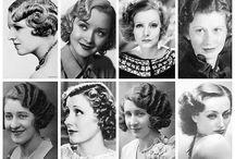Прически 1930-х