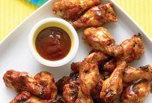 Csirkehúsból készült ételek