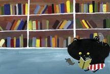 Ilustração Infantil / by Janaína Galhardo
