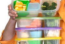 organise school lunch