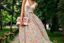 Summer fashion looks