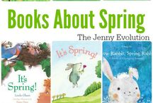 Spring has Sprung! / All things Spring related!